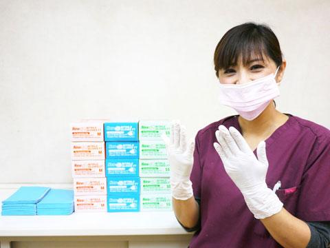 小倉 山田歯科クリニック ディスポ